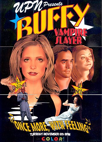 Баффи-Истребительница Вампиров (1-7 сезоны) / Buffy The Vampire Slayer [1997-2003 гг.,  DVDRip]