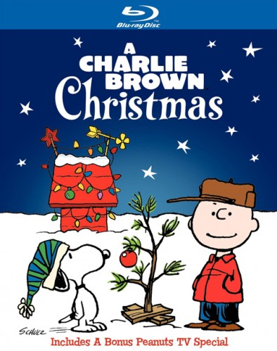 Рождество Чарли Брауна / A Charlie Brown Christmas (1965) DVDRip
