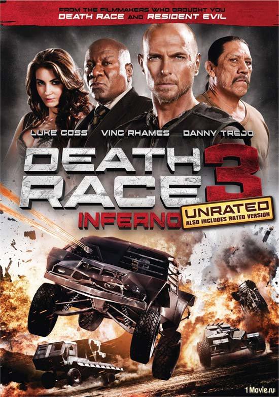 Смертельная гонка 3 / Death Race: Inferno (2013) HDRip
