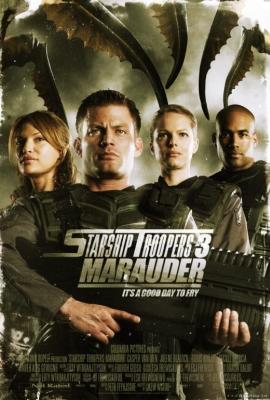 Звездный десант 3: Мародер / Starship Troopers 3: Marauder (2008) DVDRip
