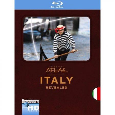 Атлас Discovery. Открывая Италию /Atlas Discovery. Italy Revealed