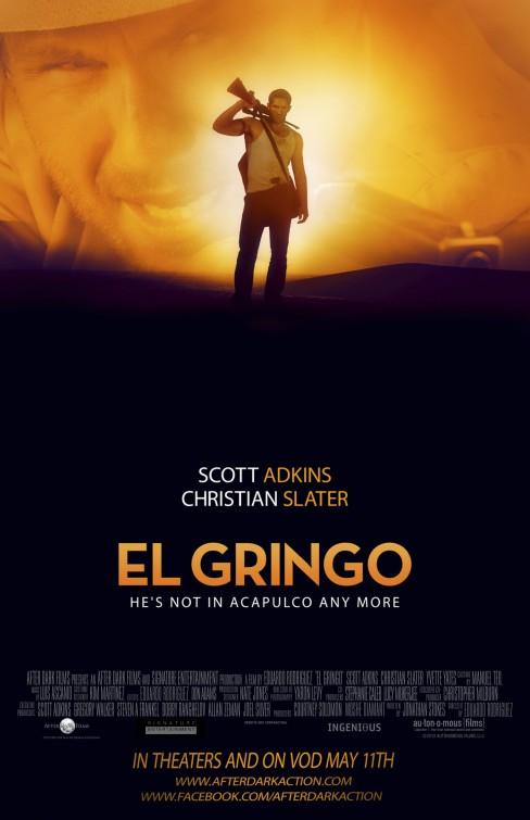 Гринго / El Gringo (2012) HDRip