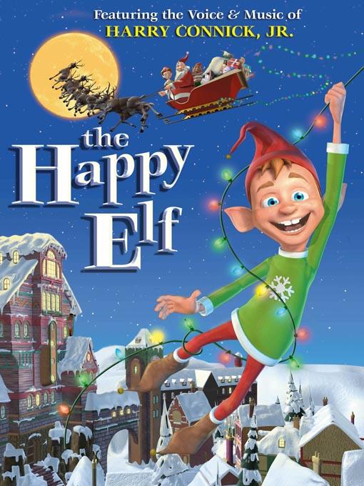 Щасливий Ельф / Веселый эльф / The Happy Elf (2005) DVDRip укр.