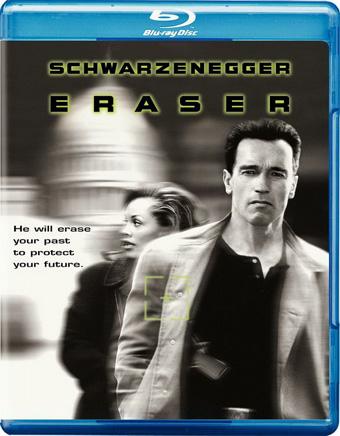 Стиратель / Eraser (1996) DVDRip