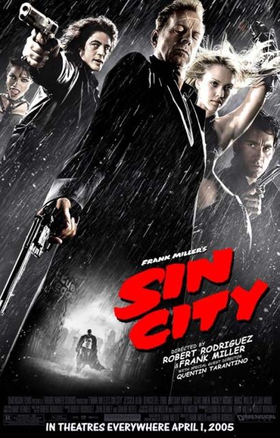 Город грехов/Sin City (2005) DVDRip