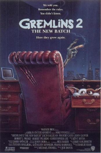 Гремлины 2: Новая Партия / Gremlins 2 - The New Batch