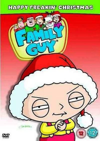 Гриффины: Счастливое Рождество / Family Guy: Happy Freakin' Christmas (2006)