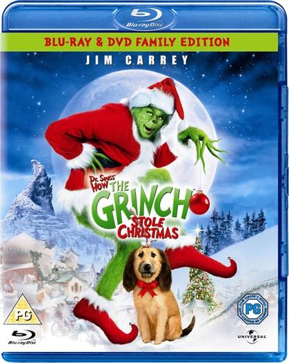 Гринч - похититель Рождества / How the Grinch Stole Christmas (2000) HDRip