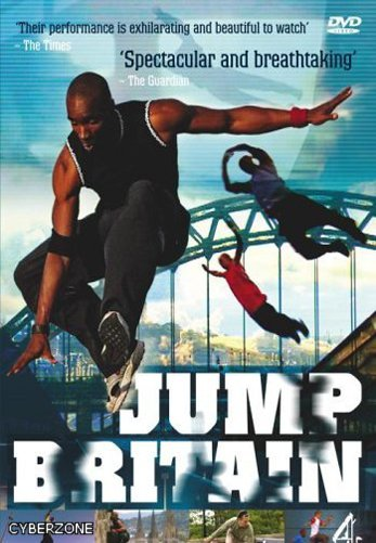 Паркур. Прыжки по Британии / Parkour. Jump Britain (2006)