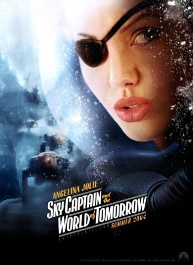 Небесный капитан и мир будущего / Sky Captain and the World of Tomorrow (2004) EngRus