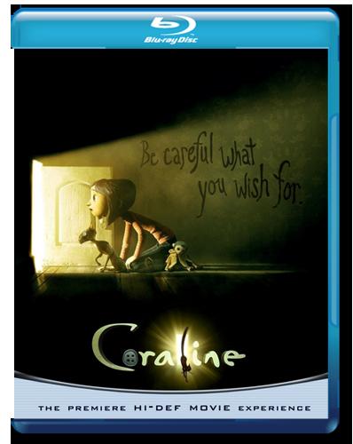 Коралина в cтране кошмаров / Coraline (2009) DVDRip