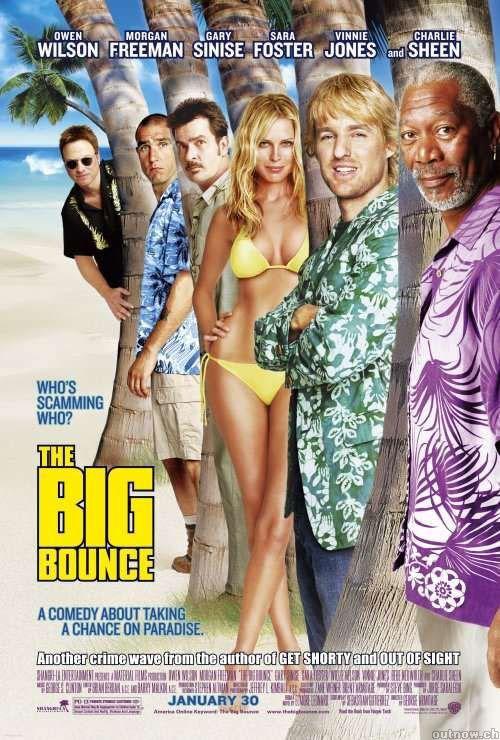 Большая кража / The Big Bounce (2004) DVDRip