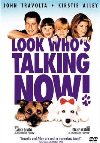 Уж кто бы говорил 3/Look Who`s Talking Now 3 (1993) DVDRip