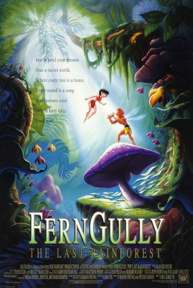 Долина Папоротников: Последний тропический лес / FernGully: The Last Rainforest