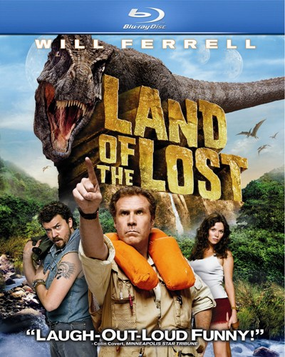 Затерянный мир / Land of the Lost (2009) DVDRip