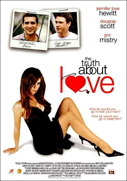 Вся правда о любви / The Truth About Love (2005) DVDRip