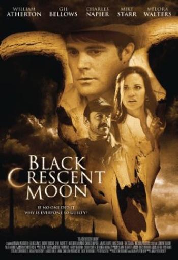 Рождение черной луны / Black Crescent Moon (2008) DVDRip