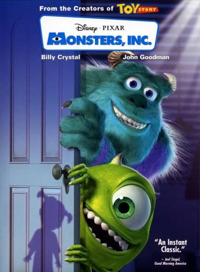 Корпорация монстров /Monsters, Inc