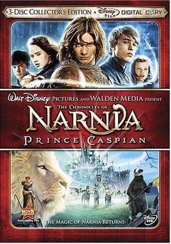 Хроники Нарнии: Принц Каспиан  The Chronicles of Narnia: Prince Caspian (2008)
