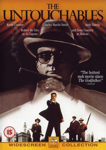 Неприкасаемые / The Untouchables (1987) DVDRip