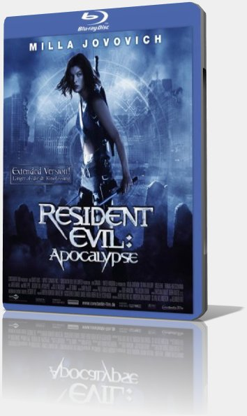 Обитель Зла 2: Апокалипсис / Resident Evil 2: Apocalypse (2004) DVDRip