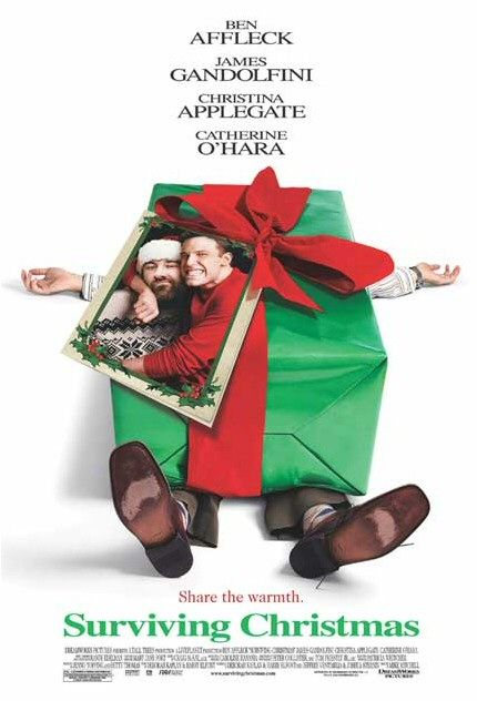 Пережить Рождество / Surviving Christmas (2004) DVDRip
