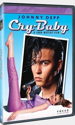 Плакса / Cry-baby (1990) DVDRip