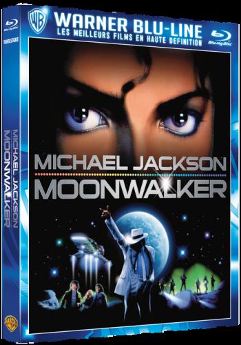 Майкл Джексон: Лунная походка / Michael Jackson: Moonwalker (1988) DVDRip