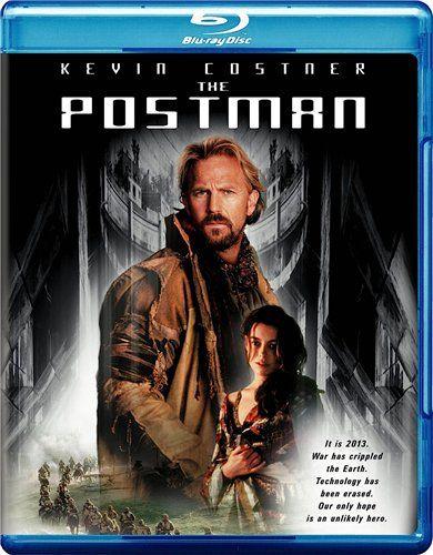 Почтальон / The Postman (1997) DVDRip