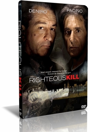 Право на убийство / Righteous Kill (2008) DVDRip