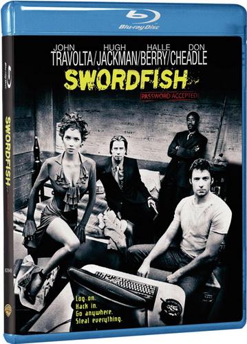 Пароль Рыба-меч/ Swordfish (2001) DVDRip
