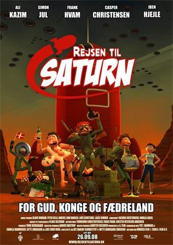 Экспедиция на Сатурн / Rejsen Til Saturn DVDRip