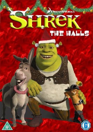 Шрек - Pождество / Шрек - Різдво / Shrek the Halls (2007) HDTVRip укр|ru|en