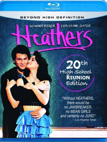 Смертельное увлечение / Heathers (1988) HDRip
