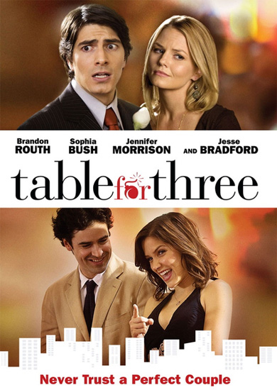 Столик на троих / Table for Three (2009) DVDRip