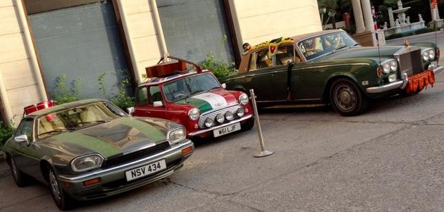 Top Gear новогодний спецвыпуск в Индии / Top Gear India Christmas special (2011)