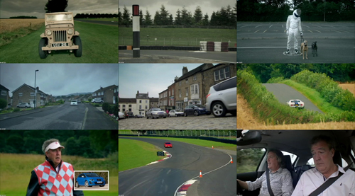 Топ Гир: Худший автомобиль во всемирной истории / Top Gear: The Worst Car in The History of The World (2012)
