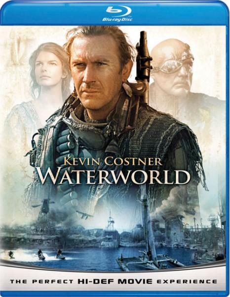 Водный Мир / Waterworld (1995) DVDRip