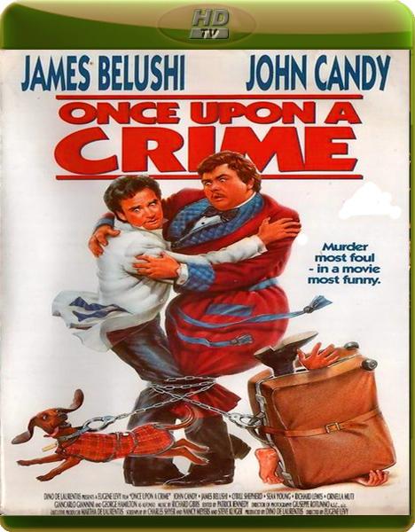 Однажды преступив закон / Убийство в Монте-Карло / Once Upon A Crime (1992) DVDRip