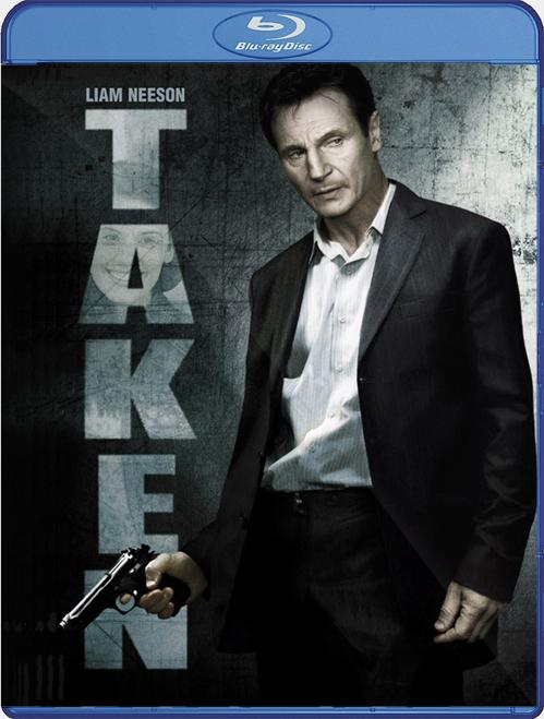 Заложница / Taken (2008) DVDRip