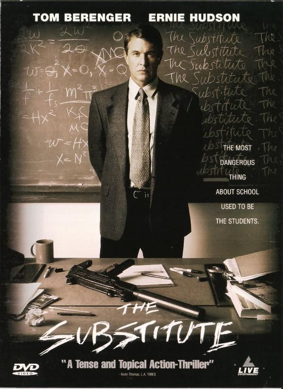 Замена / The Substitute (1996) DVDRip