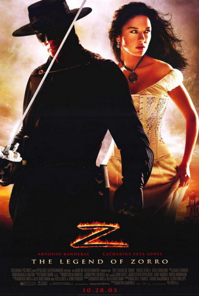 Легенда Зорро / The Legend of Zorro (2005) DVDRip