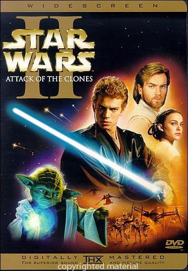Звездные войны: Эпизод 2 - Атака клонов / Star Wars: Episode II - Attack of the Clones
