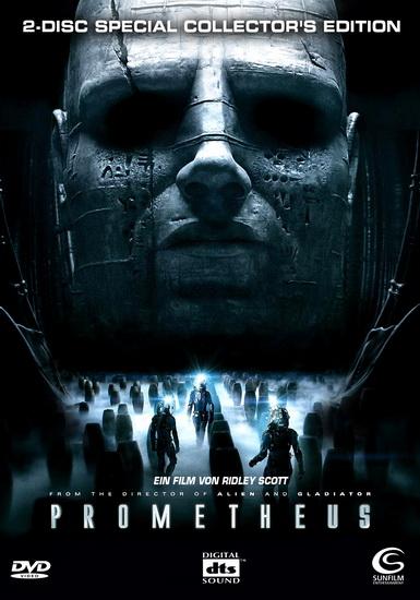 Прометей / Prometheus (2012/RUS/UKR) DVDRip