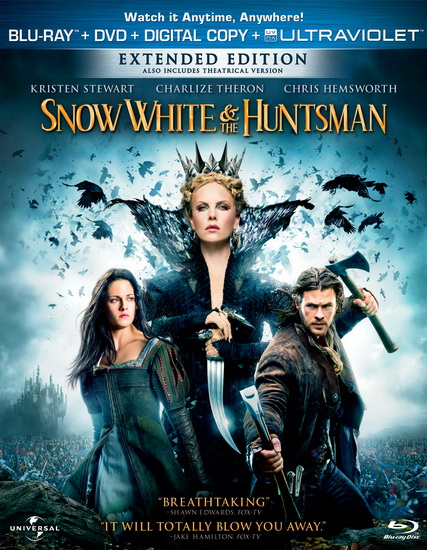Белоснежка и охотник / Snow White and the Huntsman (2012) HDRip | BDRip 720p